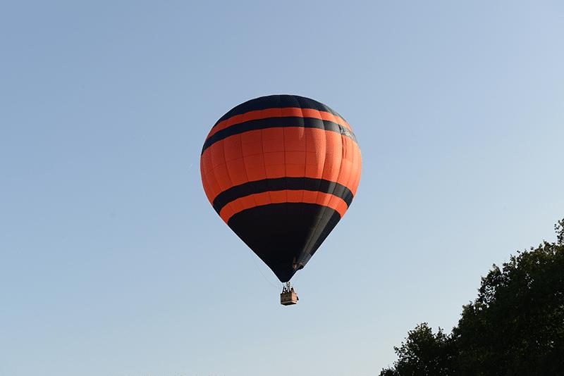 Vol en montgolfière près de Sarlat avec Vol en Ballon