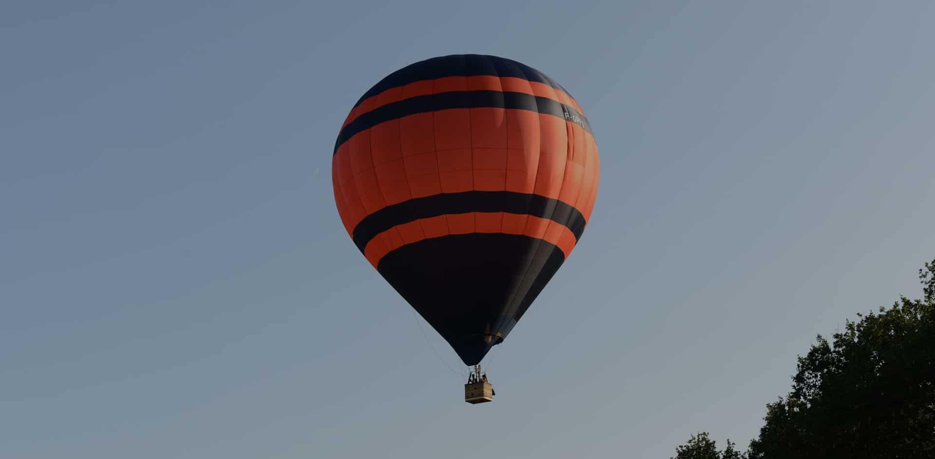 Vol en ballon - Montgolfière Perigord